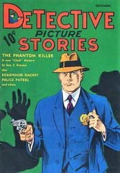 Comics Magazine Co.'s Detective Picture Stories Issue # 1