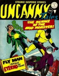 Alan Class & Company's Uncanny Tales Issue # 156