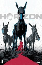 Image Comics's Horizon Issue # 18