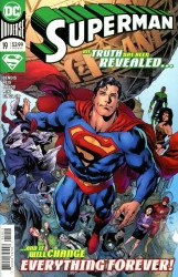 DC Comics's Superman Issue # 19