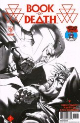Valiant Entertainment's Book of Death Issue # 1mile high