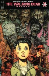 Image Comics's Walking Dead: Deluxe Issue # 3d