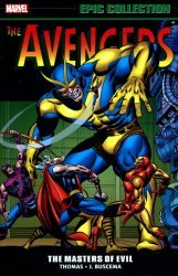 Marvel Comics's Avengers: Epic Collection TPB # 3