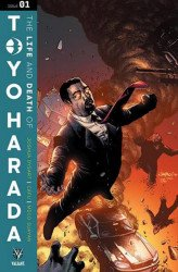 Valiant Entertainment's Life and Death of Toyo Harada Issue # 1shazam-a
