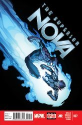 Marvel Comics's Nova Issue # 7
