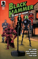 Dark Horse Comics's Black Hammer: Age of Doom Issue # 12b