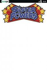 Keenspot Entertainment's Sister Powers Issue # 1b