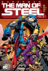 DC Comics's Superman: The Man Of Steel Hard Cover # 2