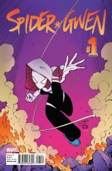 Marvel's Spider-Gwen Annual # 1b
