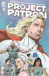 AfterShock Comics's Project Patron Issue # 1b