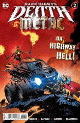 DC Comics's Dark Nights: Death Metal Issue # 2 2nd printing