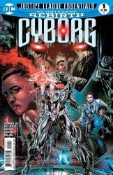 DC Comics's Cyborg Issue # 1dc essentials
