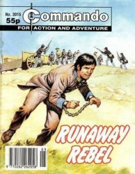 D.C. Thomson & Co.'s Commando: For Action and Adventure Issue # 3015