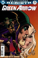 DC Comics's Green Arrow Issue # 33b