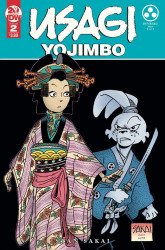 IDW Publishing's Usagi Yojimbo Issue # 2 - 2nd print