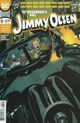 DC Comics's Superman's Pal Jimmy Olsen Issue # 5