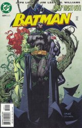 DC Comics's Batman Issue # 609