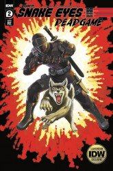 IDW Publishing's Snake Eyes: Deadgame Issue # 2nycc