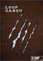 Van Ryder Games, LLC's Loup Garou: A Graphic Novel Adventure Hard Cover # 1