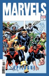Marvel Comics's Marvels: Epilogue Issue # 1h