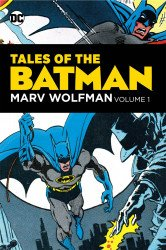 DC Comics's Tales Of The Batman: Marv Wolfman  Hard Cover # 1