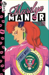 IDW Publishing's Marilyn Manor Issue # 1