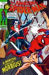 Marvel Comics's The Amazing Spider-Man Issue # 101