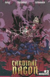 Behemoth Entertainment LLC's Cardinal Dagon Issue # 2