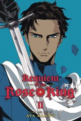 Viz Media's Requiem Of The Rose King Soft Cover # 11