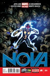 Marvel Comics's Nova Issue # 4
