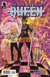 Dark Horse Comics's Once and Future Queen Issue # 1