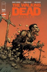 Image Comics's Walking Dead: Deluxe Issue # 15