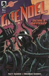 Dark Horse Comics's Grendel: Devil's Odyssey Issue # 2