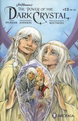 Archaia Studios Press's Jim Henson's Power of The Dark Crystal Issue # 12