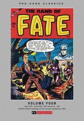 PS Artbooks's Pre-Code Classics: Hand of Fate Hard Cover # 4