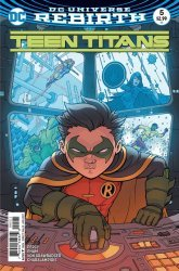 DC Comics's Teen Titans Issue # 5b