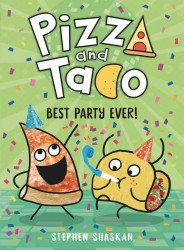 Random House Publishing Group's Pizza and Taco Hard Cover # 2