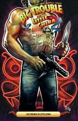 BOOM! Studios's Big Trouble in Little China TPB # 6