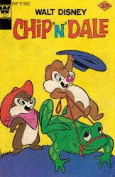 Gold Key's Chip 'n' Dale Issue # 43whitman