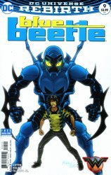 DC Comics's Blue Beetle Issue # 9
