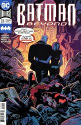 DC Comics's Batman Beyond Issue # 33