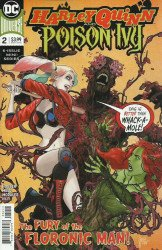 DC Comics's Harley Quinn and Poison Ivy Issue # 2