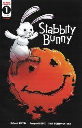 Scout Comics's Stabbity Bunny Issue # 1b