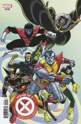 Marvel Comics's House of X Issue # 1i