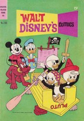 W.G.(Wogan)Publications's Walt Disney's Comics Issue # 280