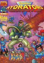 Marvel Comics's Kidz Water Hydrators Issue # 4