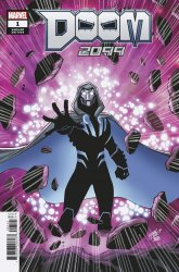Marvel Comics's Doom 2099 Issue # 1b