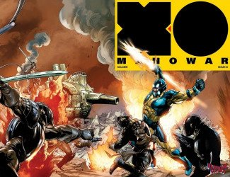 Valiant Entertainment's X-O Manowar Issue # 1ultimate comics