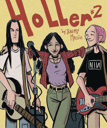 It's Alive's Holler Issue # 2