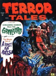 Eerie Publications's Terror Tales Issue # 5